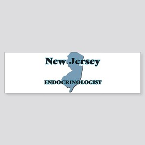 New Jersey Endocrinologist Bumper Sticker